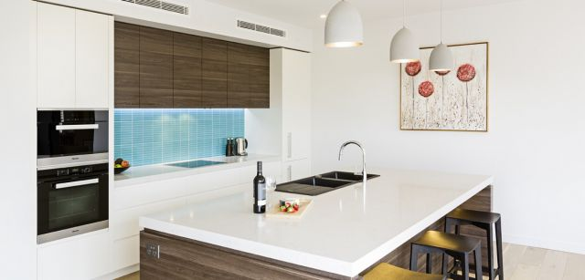 A contemporary Delight – Revine + 2Pac & Caesarstone